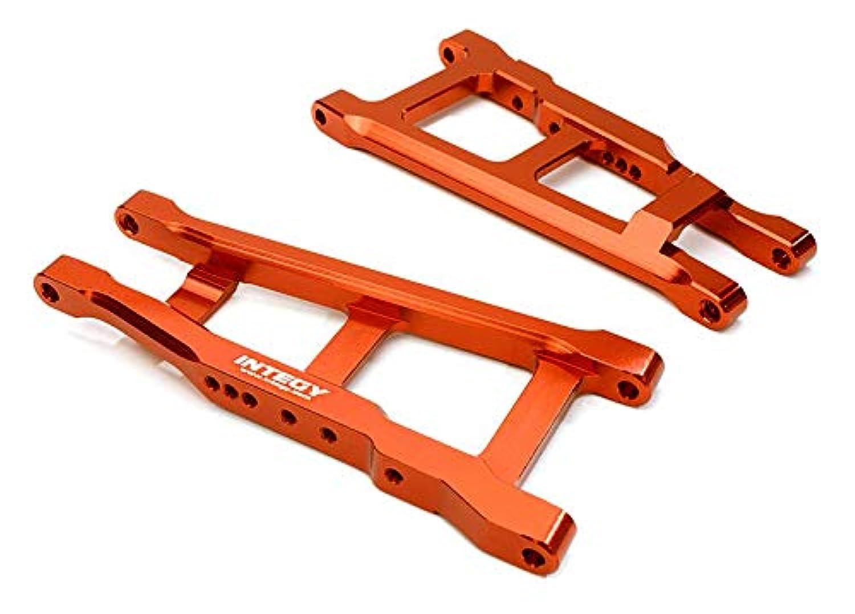 Integy RC Model Hop-ups OBM-80705RED Billet Machined Lower Suspension Arm (2) for 1/10 Stampede 4X4 & Slash 4X4