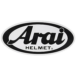 アライ(ARAI) ステッカー (11X5) 1591 (旧品番:1591) 121591
