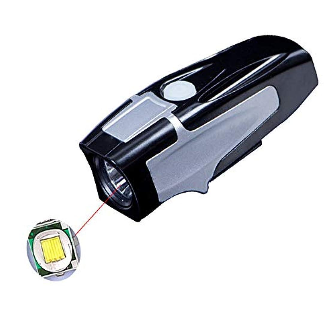 腹痛流行式USB の充電式自転車のヘッドライト、極度の明るい導かれたライトは夜に880の内腔のアルミニウム防水安全なサイクリングを取付けること容易に