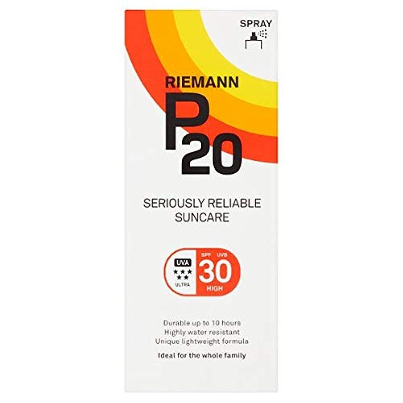 サイクル繊維叫び声[P20] P20一日一回の日は、スプレーSpf30の200ミリリットルを保護します - P20 Once A Day Sun Protect Spray Spf30 200Ml [並行輸入品]