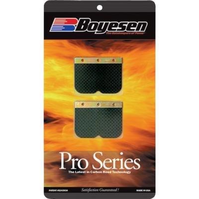 Boyesen ProシリーズReeds 10b / D Radバルブfor Kawasaki kx80/ 100