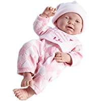 La Newborn Boutique - Realistic 43cm Anatomically Correct Real Girl Baby Doll - All Vinyl