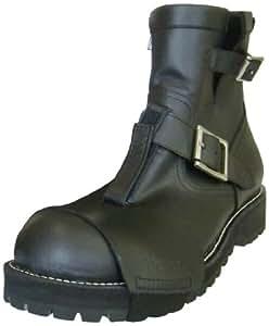 バギー(Buggy) エンジニア ブーツ ブラック 26.0 BR086-01-26.0