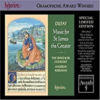 Dufay: Music for St James the