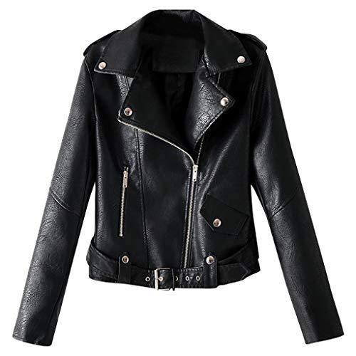 ジャケット レザーコート ブラック 黒 ブルゾン アウター ...