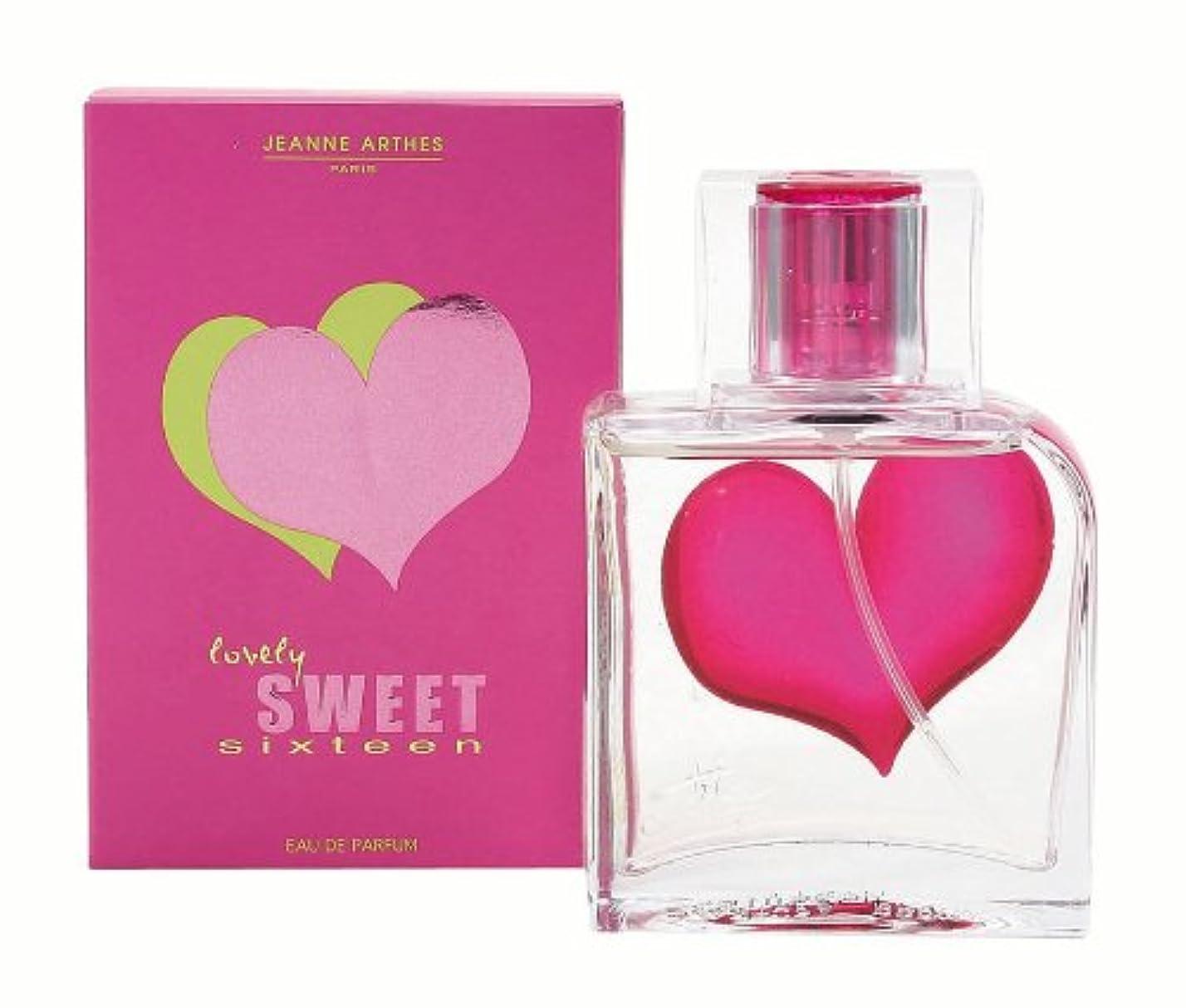 贅沢援助戦略ラブリースウィート ジャンヌアルテス 16 50ML レディース ジャンヌ アルテス 女性用香水 (並行輸入品)