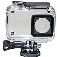Adika防水ケースDiving Underwater 45m Yi 4Kスポーツカメラアクションカメラ