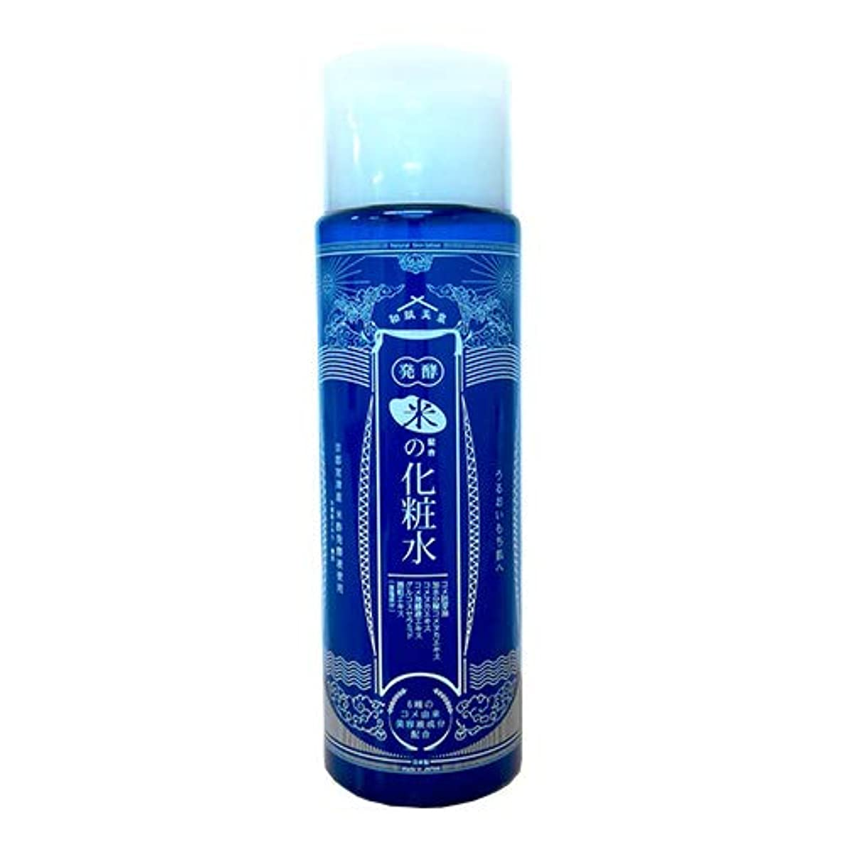 織機知覚的補償和肌美泉 発酵•米配合の化粧水 180ml
