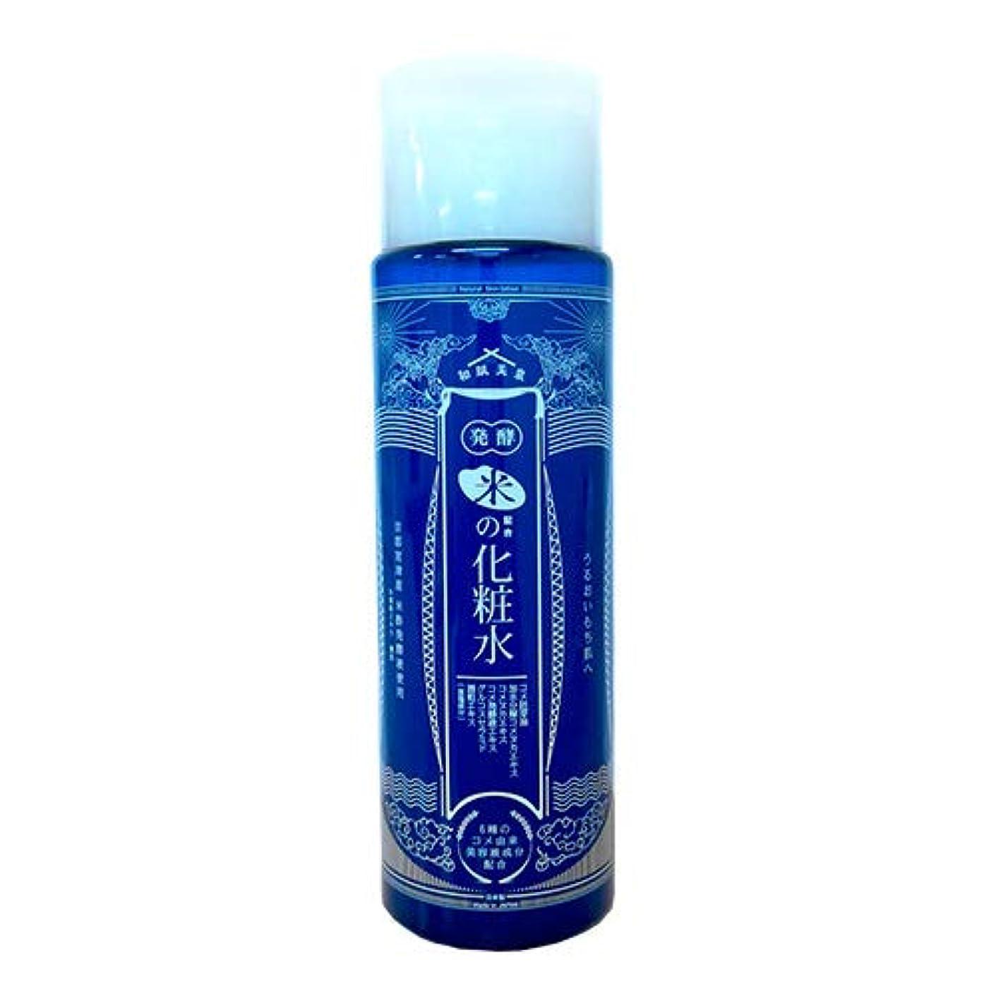 刈るうん臨検和肌美泉 発酵•米配合の化粧水 180ml