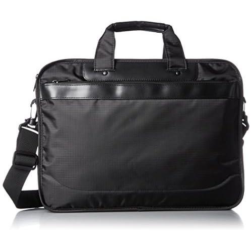[エース] エース ビジネスバック 6630601 ブラック 横40×縦30×幅7cm