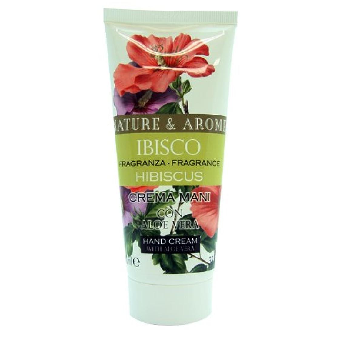 剛性ふさわしいゆるいRUDY Nature&Arome SERIES ルディ ナチュール&アロマ Hand Cream ハンドクリーム  Hibiscus ハイビスカス