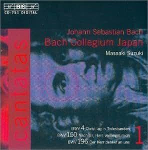 Bach: Cantatas Vol. 1 /Suzuki, Bach Collegium Japan