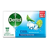 DETTOL BODY SOAP COOL 100g 4+1