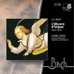 Bach;Organ Works