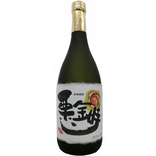 栗金時 情留酒 栗 瓶 25度 720ml