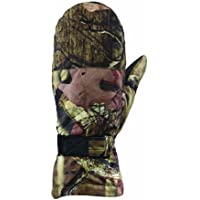 Seirus Innovation 8102 Mountain Challenger Mens Glomitt - Fold Back Mitten Shooters Glove with Sensitive Trigger Finger by Seirus Innovation