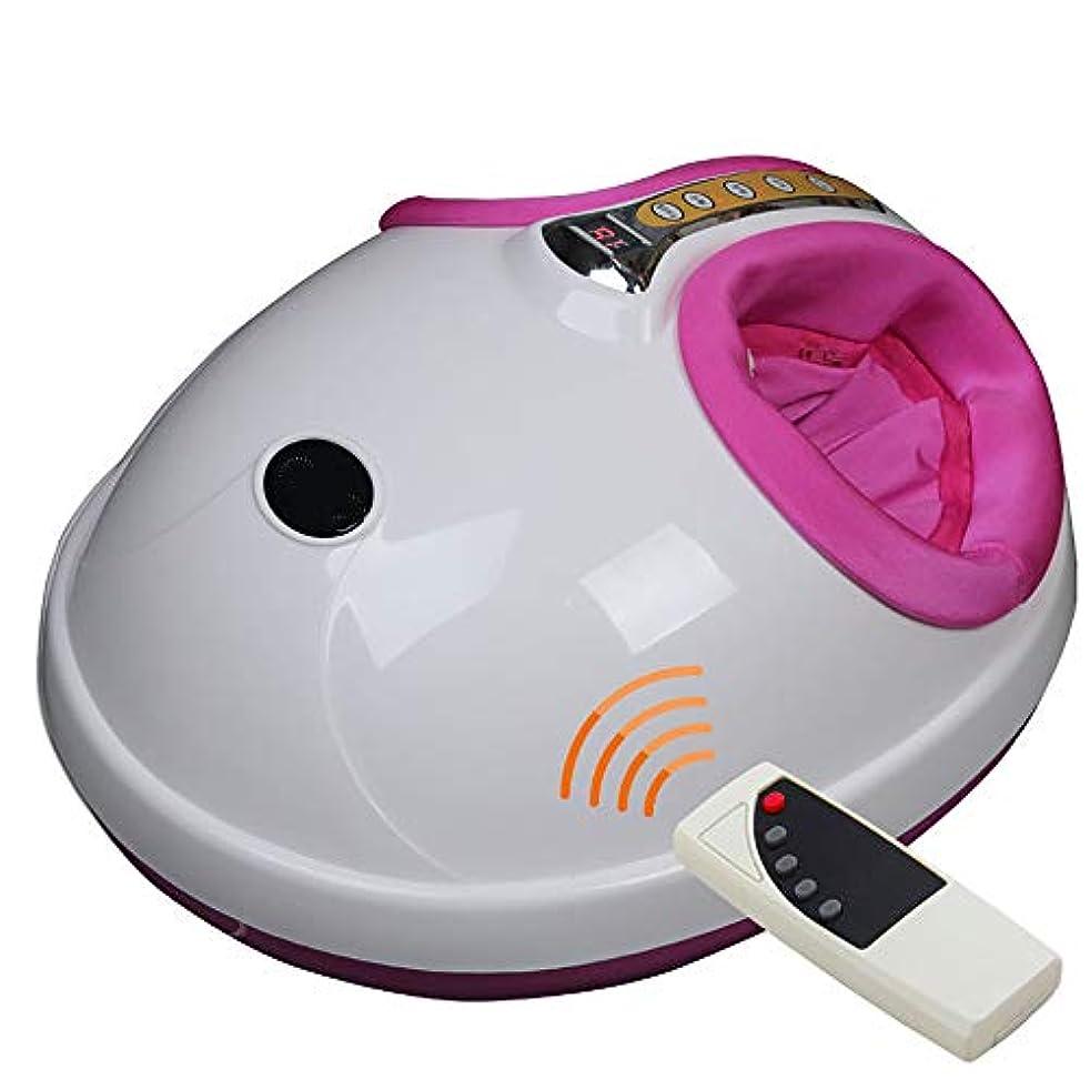 深練り電気マッサージのための熱間圧延と空気圧縮を備えたホームオフィス用指圧フットマッサージ機
