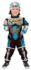 仮面ライダー ブレイブ DX変身スーツ キッズコスチューム 男の子 105cm-115cm