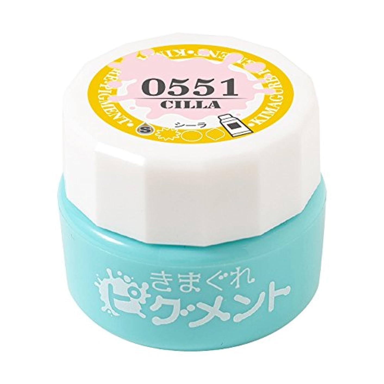 特徴づける睡眠下Bettygel きまぐれピグメント シーラ QYJ-0551 4g UV/LED対応