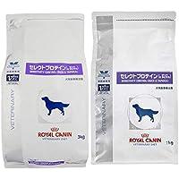 【セット買い】ロイヤルカナン 療法食 セレクトプロテインダックタピオカ 犬用 ドライ 3kg & 療法食 セレクトプロテ…