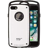 【ROOT CO.】iPhone7 iPhone8 ケース 耐衝撃 GRAVITY Shock Resist Case Pro. (マットホワイト)米軍MIL規格取得 ルート