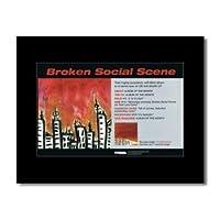 BROKEN SOCIAL SCENE - Album Mini Poster - 21x13.5cm