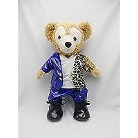 【wes】 D-cute 43cm ( Sサイズ ) ダッフィー コスチューム duffy 服 w26