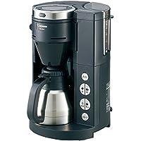 象印 全自動コーヒーメーカー ステンレス魔法瓶サーバー1~4杯用 EC-NA40-BA