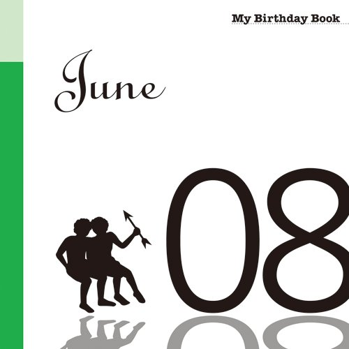 6月8日 My Birthday Book