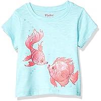 Hatley Girls Graphic Tee Short Sleeve T-Shirt