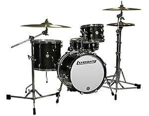 ラディック ドラムセット ブレイクビーツ ブラック・ゴールド・スパークル(BLACK GOLD SPARKLE)