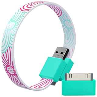 Mohzy Loop USB Cable with Apple Adapter - Daisy (Flowers) 00053-11211 (B0071H8FI4) | Amazon price tracker / tracking, Amazon price history charts, Amazon price watches, Amazon price drop alerts