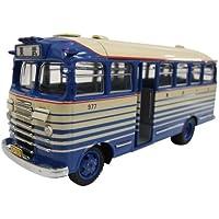 エブロ 1/43 キャブ オーバー バス [東武バス] ブルー/アイボリー 完成品