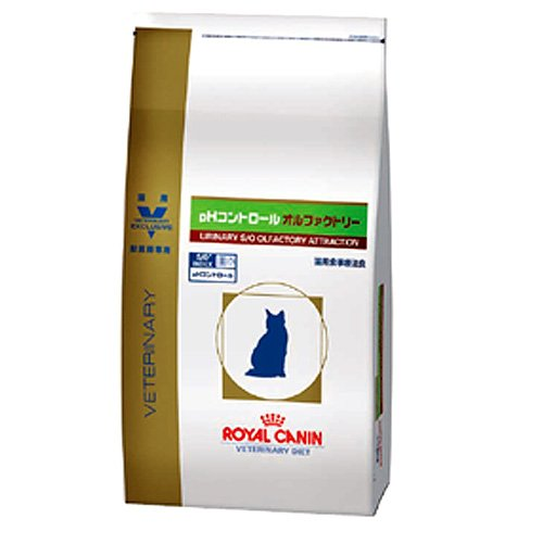 ロイヤルカナン 療法食  猫 PHコントロール オルファクトリー ドライ 4kg