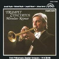 トランペット協奏曲集 〔J./J.M .ハイドン/L. モーツァルト/J.W. ヘンデル〕