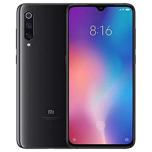 Xiaomi Mi 9 RAM 6GB/8GB + ROM 64GB/128GB Snapdragon 855 MIUI10 6.39インチAMOLEDディスプレイ 4800万画素三眼カメラ搭載 スマートフォン 本体(グローバル版/日本語対応・Googleアプリ対応)