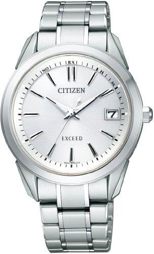 353a172004 CITIZEN 腕時計 EXCEED エクシード Eco-Drive エコ・ドライブ 電波時計 ペアモデル メンズ EXCEED