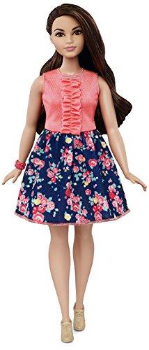 Barbie バービー ファッショニスタ アソート ピーチフローラル(カービー)(DMF28)