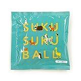 SUKUSUKU BALL (10袋入りセット) 小さなお子様へのふだんのおやつを安心安全なモノを。