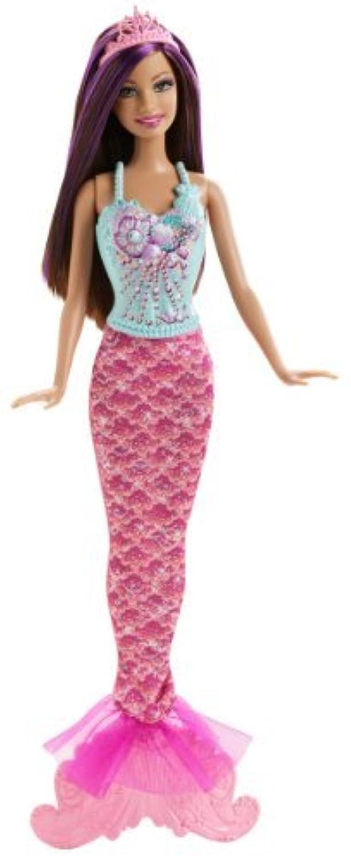 バービー Barbie Fairytale Magic Mermaid マーメイド 人魚 Teresa Doll 人形 ドール おもちゃ [並行輸入品]