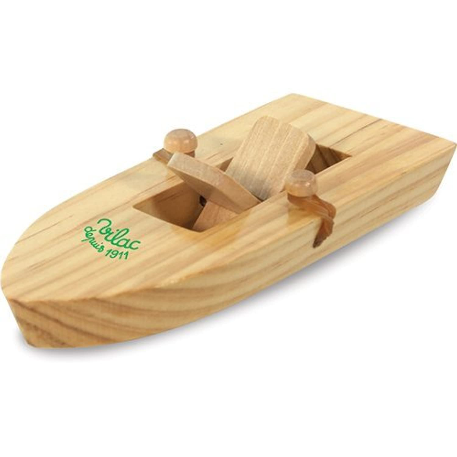 Vilac Rubber Band Powered Boat by Vilac [並行輸入品]