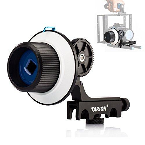 TARION F1-Pro フォローフォーカス ムービー撮影用 ムービーサポート システム カメラ機材 デジタル一眼レフカメラ ビデオカメラ に対応