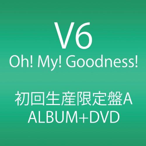 Oh! My! Goodness! (ALBUM+DVD) (初回生産限定A)の詳細を見る