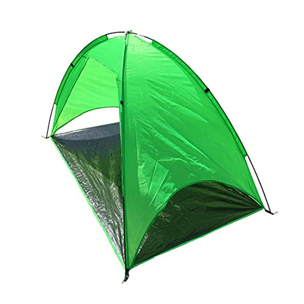 動機メッシュ再び二重テント浜のテント屋外の軽量、紫外線抵抗力がある、浜釣キャンプのテント