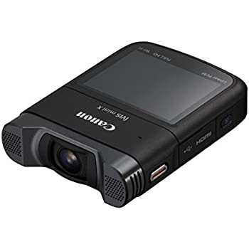 Canon デジタルビデオカメラ iVIS mini X 対角約170度 1,280万画素CMOSセンサー IVISMINIX
