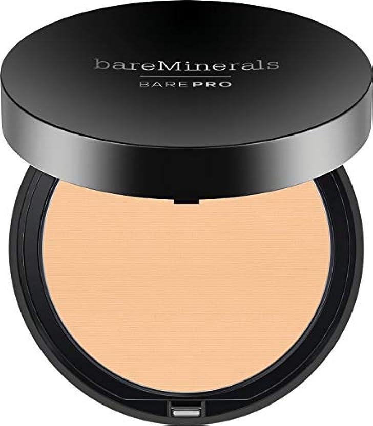 あたたかいマカダムより平らなベアミネラル BarePro Performance Wear Powder Foundation - # 07 Warm Light 10g/0.34oz並行輸入品