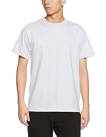 (ユナイテッドアスレ)UnitedAthle 5.6オンス ハイクオリティー Tシャツ 500101 001 ホワイト L