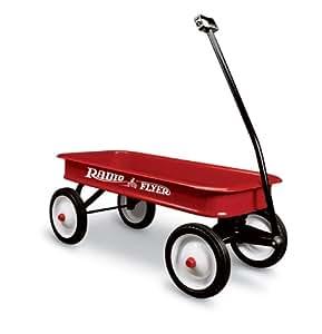 RADIO FRYER (ラジオフライヤー) クラシックレッドワゴン Classic Red Wagon #18