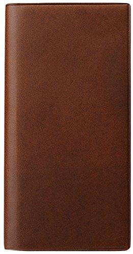 SLG Design iPhone X ケース 手帳型 本革 Buttero Leather Case ブラウン(ブッテーロレザーダイアリー) アイフォン カバー レザー 5.8インチ【日本正規代理店品】 SD10509i8