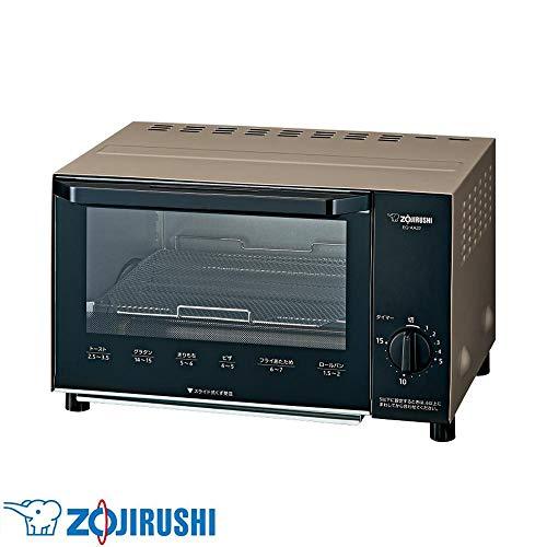 山型パンが2枚焼けるオーブントースター。 象印 オーブントースター こんがり倶楽部 NM(シャンパンゴールド) EQ-AA22-NM 〈簡易梱包